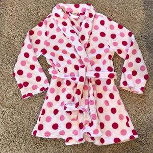 Ulta Beauty Short Plush Robe L/XL